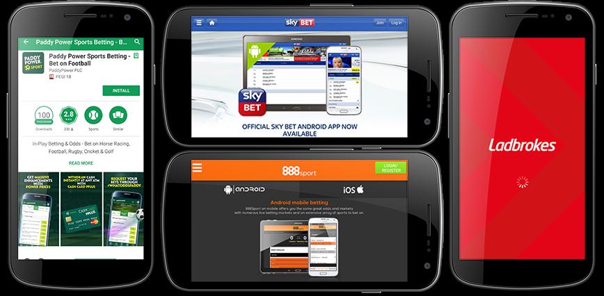 Sports betting mobile apps 100 match bonus sports betting